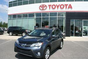 2013 Toyota RAV4 Limited AWD **CUIR/TOIT/NAVIGATION/JBL**
