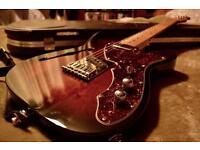 Fender Thinline Telecaster 72 Reissue Two Tone Sunburst