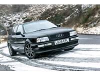 Audi 80 Avant, spares / repair, full MOT 2019