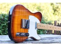 Fender select telecaster