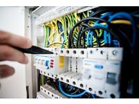 Fully qualified electricians available 24/7 for all types of work
