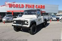 1991 Land Rover Defender Pickup LHD Rare Classic