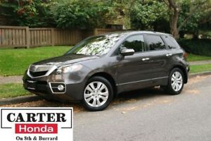 2010 Acura RDX w/Technology Package + NAVI + LOW KMS + AWD!