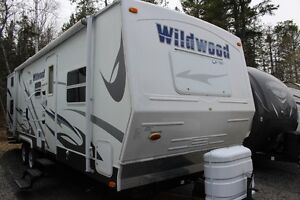 2009 Forest River RV Wildwood LA SERIES T28