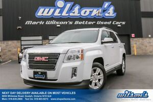 2013 GMC Terrain SLT LEATHER! SUNROOF! REAR CAMERA! HEATED SEATS