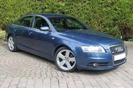 Audi A6 SALOON 2.0 TDI S Line 4dr (CVT) - 2007 - Saloon 115,000 miles - £4,650 ono