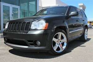 2010 Jeep Grand Cherokee SRT8+CUIR+TOIT OUVRANT