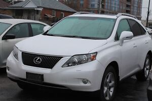 2010 Lexus RX 350 NO ACCIDENTS, LEATHER, SUNROOF
