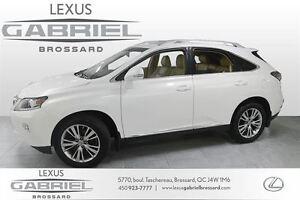 2013 Lexus RX 350 ULTRAPREMIUM NAV CUIR TOIT CAMERA AWD