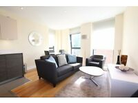 Very MODERN 2 bedroom split level flat near All Saints DLR, E14, furnished, communal roof terrace