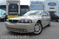 2004 Lincoln LS LIQUIDATION!!!