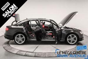 2014 Audi S4 3.0 Progressiv, AWD, CUIR, TOIT