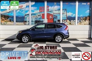 2012 Honda CR-V EX-L AWD (A5) No-Accidents, Not Smoked In, One O