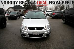 2012 Suzuki SX4 JX AWD CERTIFIED & E-TESTED!**WINTER SPECIAL!**