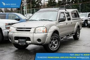 2004 Nissan Frontier XE-V6 AM/FM Radio and Air Conditioning