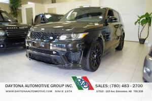 2015 Land Rover Range Rover Sport SV-R RARE ONLY 22,000KMS NO AC