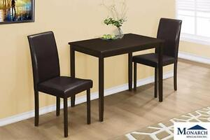 Brand NEW Casual 3-Piece Dining Set! Call 709-634-1001!
