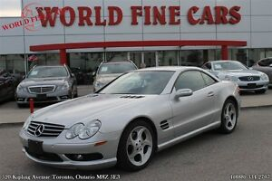 2005 Mercedes-Benz SL-Class AMG Package