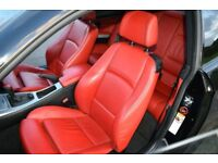 BMW 335D -M3 BRAKES -RED LEATHER -STRAIGHT THROUGH EXHAUST-M Sport-1 Year MOT- 372BHP Stage 2 ; 335I