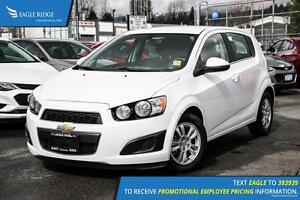 2016 Chevrolet Sonic LT Auto Satellite Radio and Backup Camera