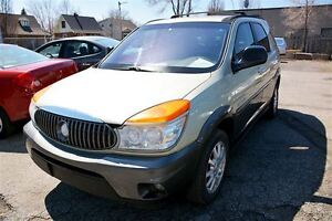 2002 Buick Rendezvous CX Value