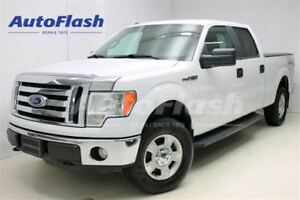 2011 Ford F-150 XLT Crew-Cab 4X4 *Boite-6.5'-Box* Clean!*