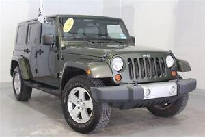 2009 Jeep WRANGLER UNLIMITED Sahara*2 TOIT*MANUELLE