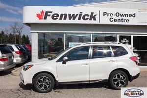 2014 Subaru Forester 2.0XT Limited Package - Tech - One Owner.