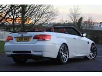 BMW M3 4.0 M3 2d AUTO 414 BHP (white) 2008