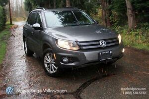 2013 Volkswagen Tiguan 2.0T COMFORTLINE AUTOMATIC 4MOTION