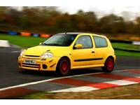 Ph 1 clio sport 172 track/road car