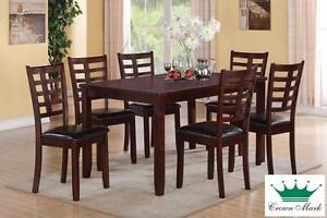 "Brand NEW ""Darren"" Dinette Set! Call 709-489-1001!"