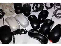 Quality PS2 and USB mouse - Microsoft, Dell, HP, Logitech, Lenovo etc from 1 pound
