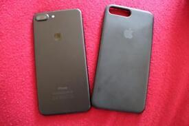 iPhone 7 Plus UNLOCKED + ORIGINAL CASE