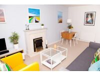 Short Term Let - Recently renovated one bedroom ground floor flat by the Meadows with parking