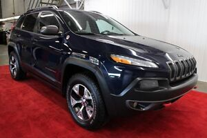 2014 Jeep Cherokee TRAILHAWK * AWD, MAGS, TOIT, NAVI
