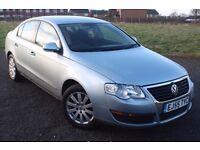 2005(55) VW PASSAT S 2.0 TDI, 140BHP, DIESEL, 4 DOORS SALOON, CAMBELT DONE, SOLID GERMAN CAR!!!!!