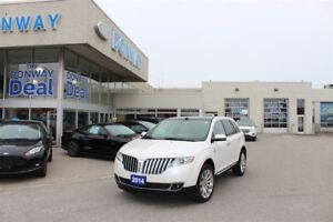 2014 Lincoln MKX -