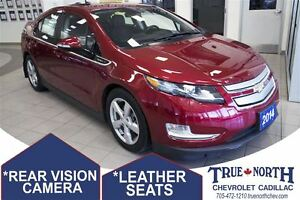 2014 Chevrolet Volt Electric Base - HEATED FRONT SEATS