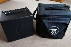 Tanglewood T6 combo/acoustic amplifier
