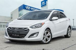 2014 Hyundai Elantra GT SE, SUNROOF, LEATHER