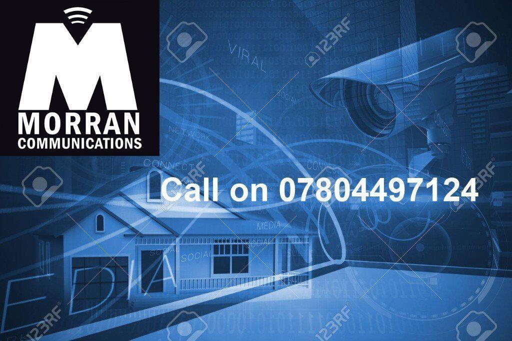 Telephone Engineers, 25 years experience. CCTV installed, Broadband issues.