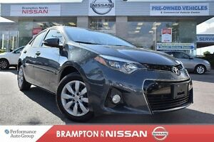 2016 Toyota Corolla S *Leather,Bluetooth,Rear View Monitor*