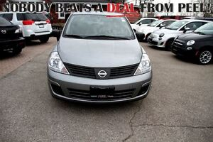 2011 Nissan Versa 1.6S CERTIFIED & E-TESTED! **SPRING SPECIAL!**