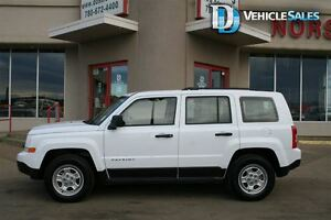 2015 Jeep Patriot Sport/North  LEATHER FWD!! LOW PAYMENTS!!