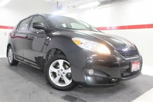 2014 Toyota Matrix Sunroof Btooth Cruise Alloys Pwr Wndws Mirrs