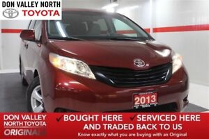 2013 Toyota Sienna -
