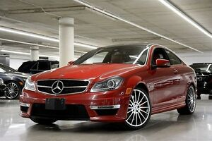 2013 Mercedes-Benz C-Class 63 AMG, Performance package