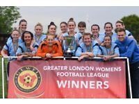 Headstone Manor Ladies F.C - Players wanted! Womens football