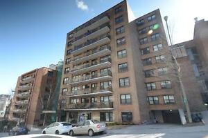 Spacious 2 bedroom, downtown Montreal, Golden mile